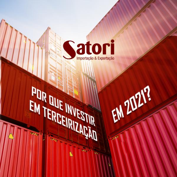 Por que investir em terceirização logística em 2021?
